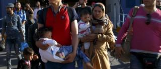 Alemanha alerta para aumento exponencial de ataques a refugiados