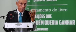 Marcelo Rebelo de Sousa apresenta candidatura esta tarde