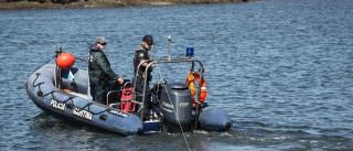 Polícia recorre a sonar para procurar casal desaparecido