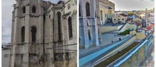Em Lisboa vai ser aberto concurso para esplanada que já existe