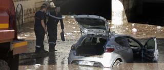 Inundações na Riviera francesa resultam em 16 mortos e 5 desaparecidos
