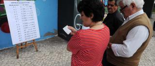"""Eleitores que estejam em filas de espera às 19h00 """"devem votar"""""""