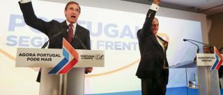 PàF com menos votos que PSD sozinho em 2011, Bloco é o que mais cresce