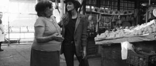 Sara Carbonero encantada com Bolhão