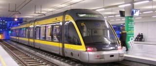 Agora já pode consultar os horários do metro em tempo real