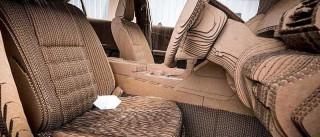 Pode conduzir este Lexus feito em cartão
