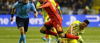 Médio do Galatasaray apostado em vencer o Benfica
