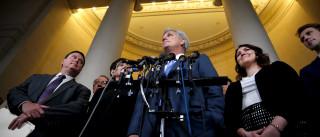 McCarthy desiste de candidatura a Câmara dos Representantes
