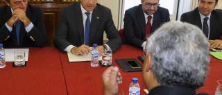 Coligação quer acolher propostas do PS para obter acordo