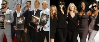 Backstreet Boys e Spice Girls em digressão conjunta? Pode acontecer