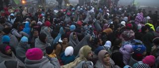 Pelo menos 114 migrantes entraram ilegalmente em Ceuta