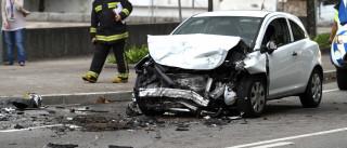 Até abril aumentaram os acidentes mas diminuiu o número de mortos