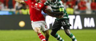 William Carvalho é (novamente) alvo de uma formação britânica