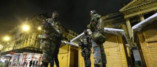 Atentados: Montada operação antiterrorista na Bélgica