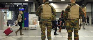 Nível de alerta terrorista reduzido em Bruxelas
