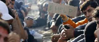 Bruxelas anuncia ajuda de 350 milhões para refugiados