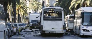 ISIS reivindica atentado a autocarro em Tunes