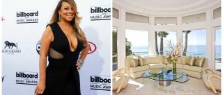Entre dentro da (enorme) mansão de Mariah Carey