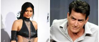 Namorado de Kylie Jenner envolveu-se com mesma transexual que Sheen