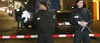 """Dois homens detidos em Berlim suspeitos de preparar """"atos de violência"""""""