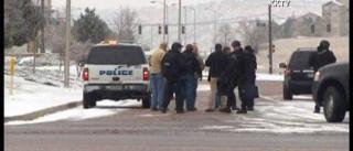 Tiroteio em Colorado contido pela polícia, três feridos