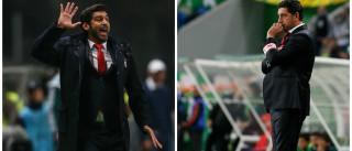 Três alterações no onze do Benfica para 'teste de fogo' com o Sp. Braga