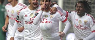 [0-2] Benfica está confortável no jogo e Sp. Braga sem ideias