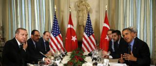"""Obama pede à Turquia e Rússia que se foquem """"no inimigo em comum"""""""