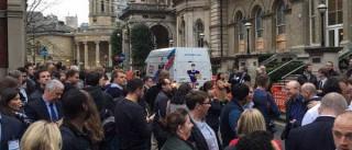 Edifício da BBC evacuado em Londres devido a falso alarme