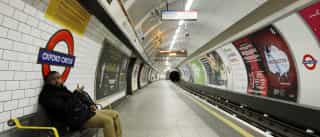 Campanha contra obesidade no metro de Londres está a gerar indignação