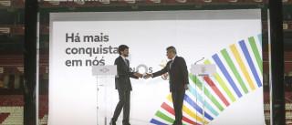 Renegociação do Benfica com a NOS ainda em 'banho maria'