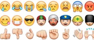 Sabe qual é o emoji mais popular para iOS?