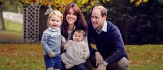 Kate e William têm um novo membro na família
