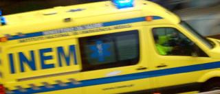 Homem de 58 anos morre em colisão entre veículos na Póvoa de Varzim
