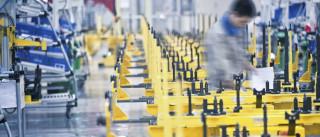 Indústria nacional tropeça pela primeira vez este ano