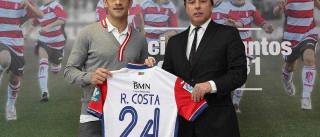 Ricardo Costa dá triunfo ao Granada sobre o Las Palmas