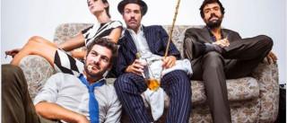 Chega em março novo single de Os Azeitonas
