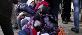 Vaga de frio faz vítimas entre migrantes na Bulgária