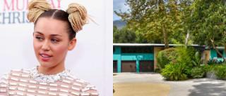 Eis o 'ninho de amor' de Miley Cyrus