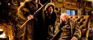 Kurt Russel destrói guitarra centenária no novo filme de Tarantino