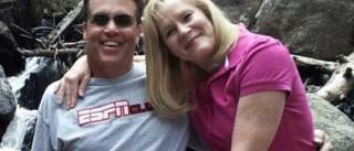 Marido empurrou esposa de penhasco depois de tirar última foto com ela