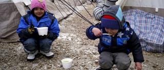 Hospital nega-se a devolver criança a campo de refugiados