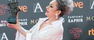 Prémio Goya de melhor atriz para Luisa Gavasa