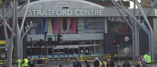 Centro comercial evacuado em Londres