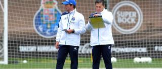 FC Porto regressa aos treinos sem Maicon e Marcano