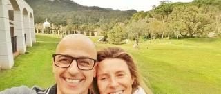 Gonçalo Diniz faz declaração de amor a Sofia Cerveira