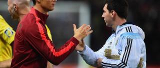 Messi volta a trocar as voltas a Ronaldo. Desta vez com Ferrari