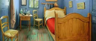 Sabia que já pode passar uma noite no 'Quarto de Arles' de Van Gogh?