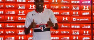 Apresentado pelo São Paulo, Kelvin tem... o FC Porto muito presente