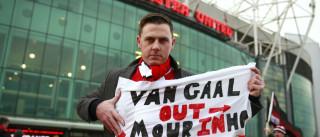 """Van Gaal não acredita em traição do """"amigo"""" Mourinho"""